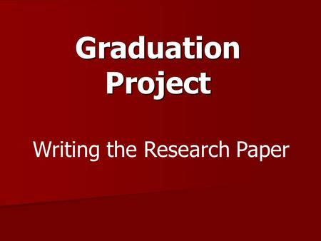 Writing An Introductory Paragraph for an Essay or Research